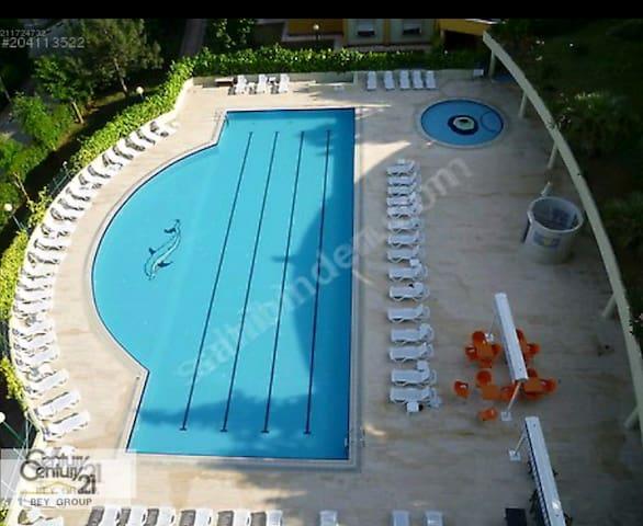 HAVUZLU,GÜVENLİKLİ,MODERN,PANORAMİK RESİDENCE - Başakşehir - อพาร์ทเมนท์