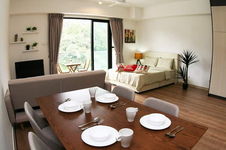 CHARMING & COZY HOME @ MIDHILLS GENTING| 8 MIN GPO