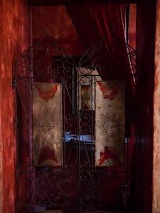 Room of the Sunset House Faranda - Castroreale - Ev