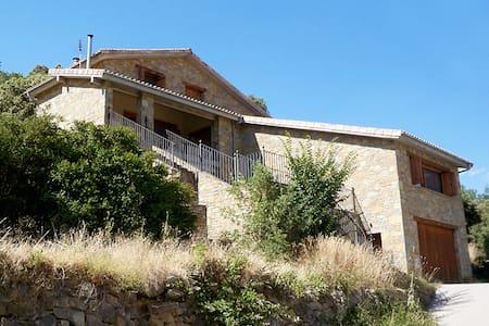 Preciosa casa con jardín, Pirineos - Visalibóns - Haus