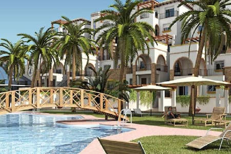Apartment in Al Andalus Thalassa - Vera