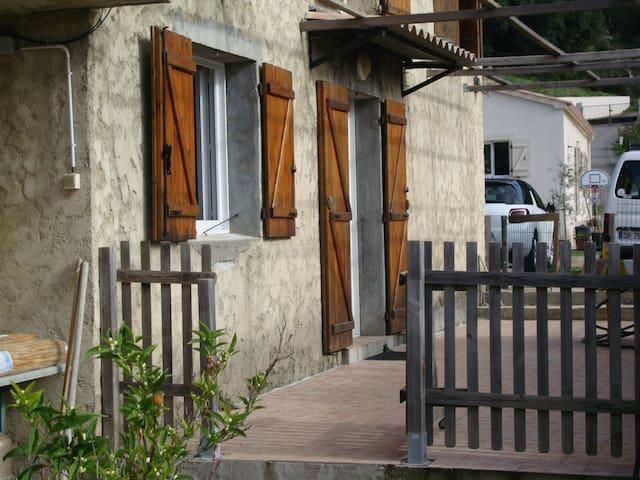 Rez de villa - Cuttoli - Cuttoli-Corticchiato - Apartament
