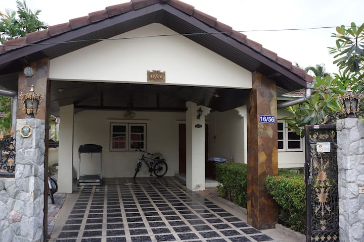 Fully furnished house in Pattaya