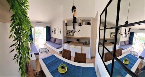 Pretty apartment Pierre & Vacance near St Tropez