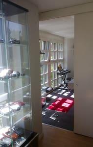 Studio flat 1 1/2 in Lyss/Schweiz - Lyss - Lakás