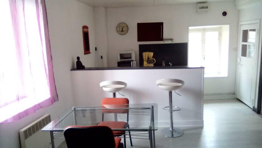 Appartement 40m2- calme et fonctionnel