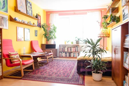 Comfortable & cozy flat in Prague - Praga - Apartamento