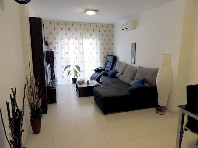 Wonderful flat 5 min from beach. - El Lligallo del Gànguil - Appartement