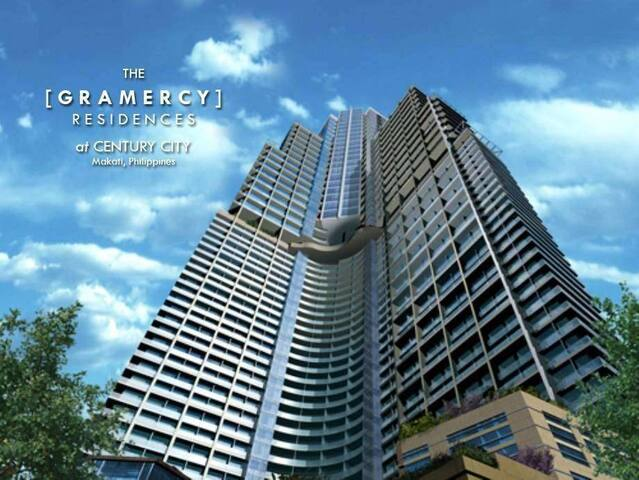 Gramercy Condo - Beautiful View  - Ciutat de Makati - Pis