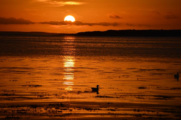 Sanday - Peace on an Orkney Island.