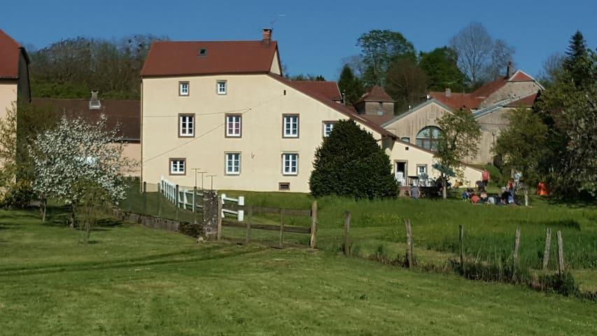 MAILLERONCOURT SAINT PANCRAS - Mailleroncourt saint pancras - Rumah