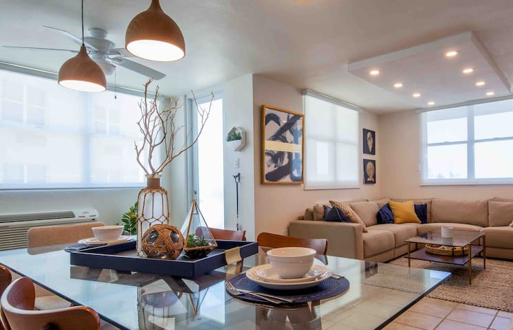 Exclusive & Modern beach apartment. Jobos, Isabela