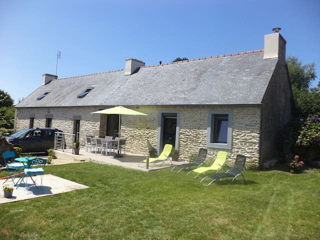 Charming cottage near the sea ! - Plonéour-Lanvern - Casa