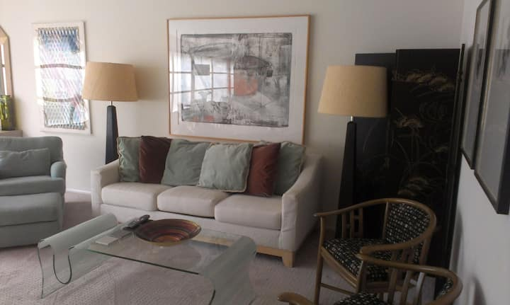FURNISHED APARTMENT WITH LARGE ROOM #7