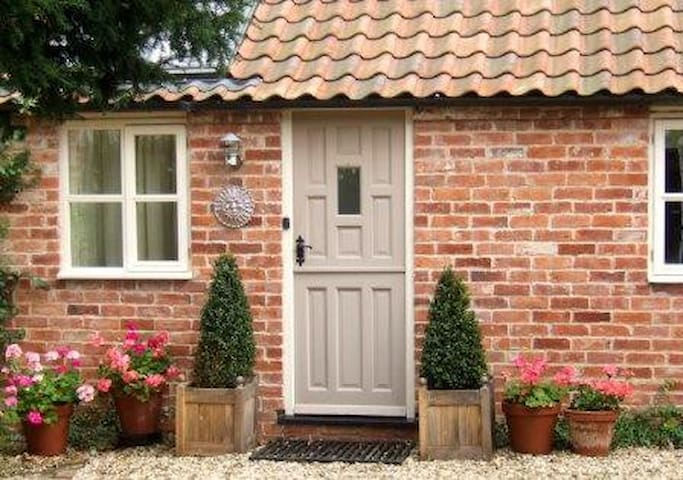 Green Man Holiday Cottage, Redmile - Nottingham  - Dům
