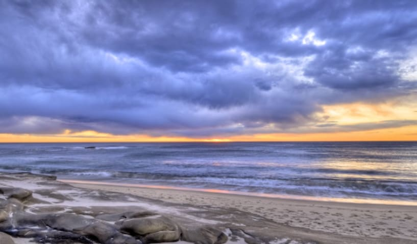 50 STEPS TO THE BEACH - San Diego - Appartamento