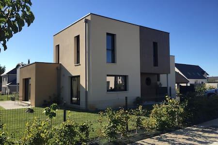 Maison d'Architecte à Belbeuf située à 7' de Rouen - Belbeuf - Hus