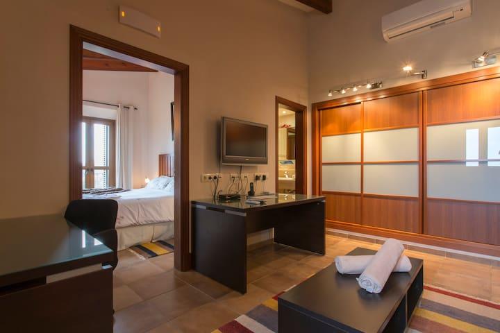 Salon estar suite 2