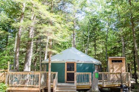 Zen Den Yurt - Durham