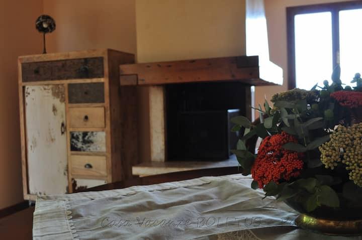 Casa vacanze Boletus accogliente luminosa spaziosa
