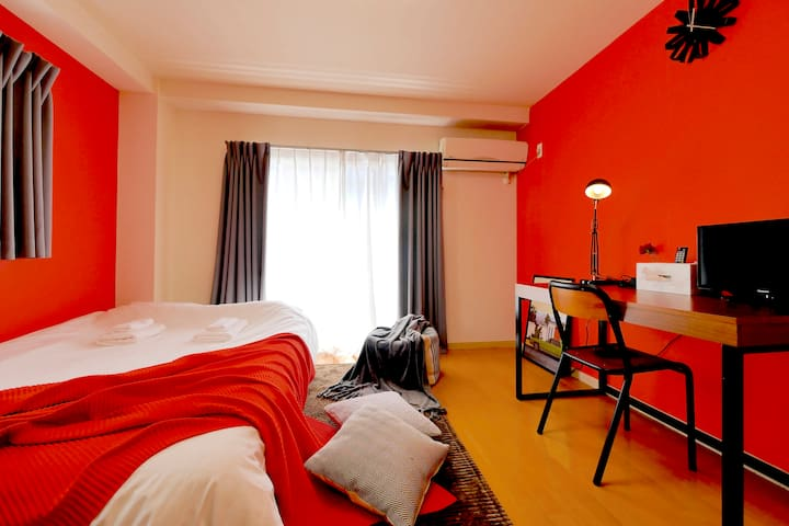 New! Shinjuku 10mins, long stay available now!