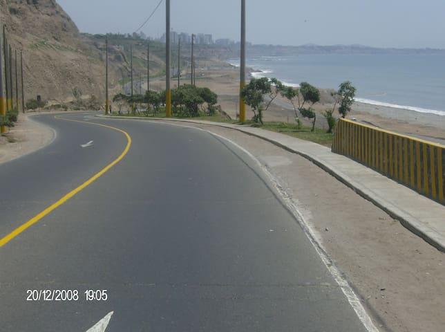 Habitaciones in Lima -Chorrillos - La Campina-Chorrillos