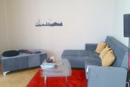 Bright and central house in the heart of Besiktas - İstanbul - Daire