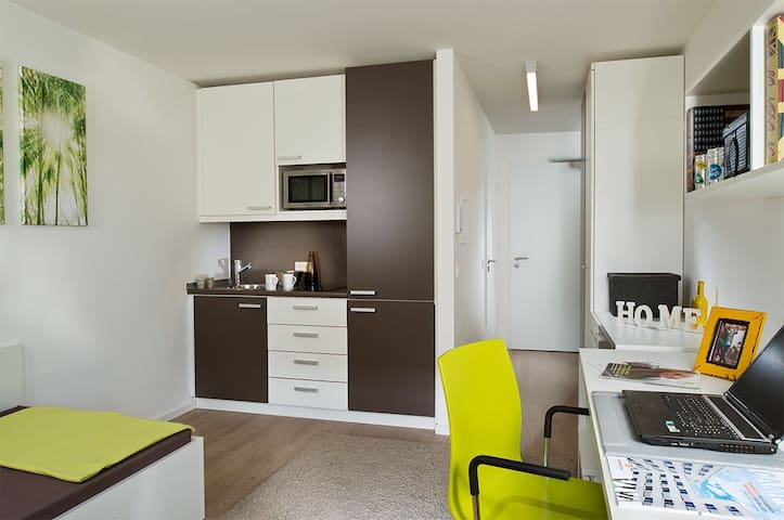Studio Apartment in Bremen