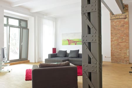 resid. loft with 2bedr + 2bathr - Berlin - Loft