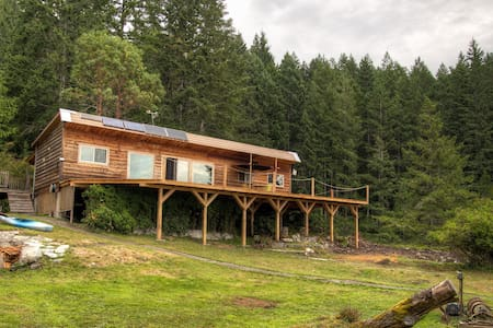 Refuge Cove secluded island getaway - Greater Vancouver