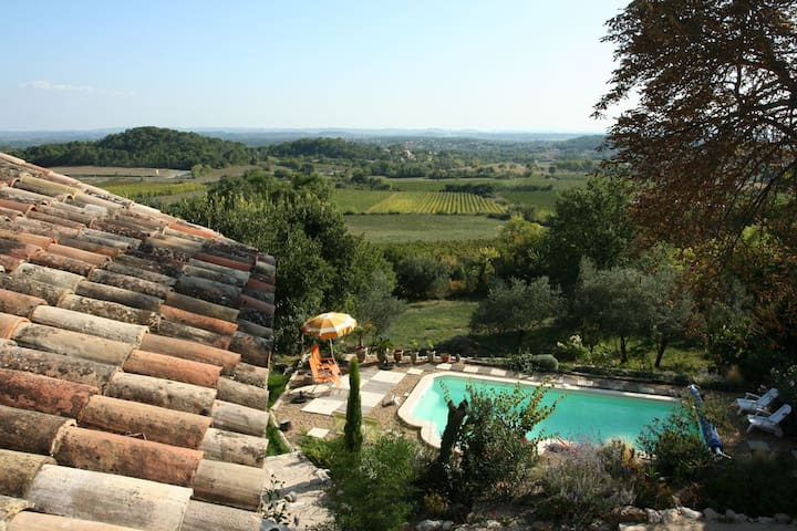 Beautiful cottage in the Cevennes - Bagard - Villa