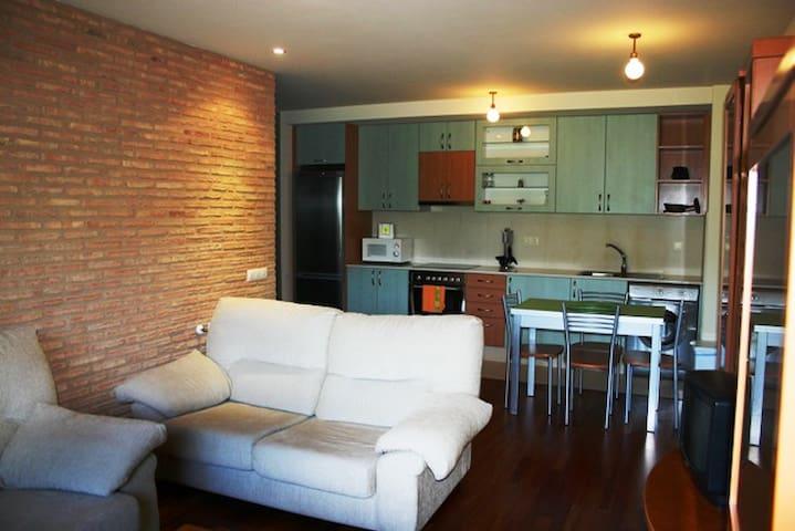 DESCANSO Y OCIO A PARTES IGUALES - Tomiño - Apartament