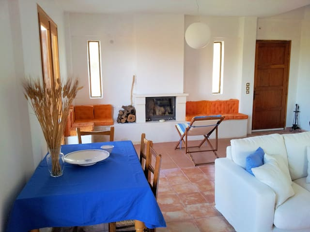 All Season Lovely Seafront Cottage - Trachilos - Talo