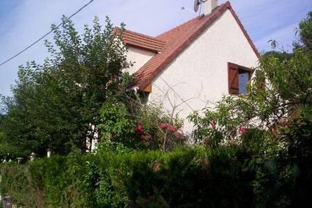 Chambre privée à 30 min de Paris - Bures-sur-Yvette - Huis
