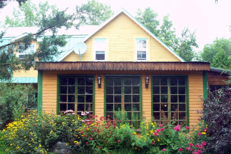 Maison du Voyageur (facade)
