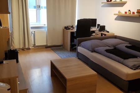 Großzügiges Zimmer im Herzen von Frankfurt