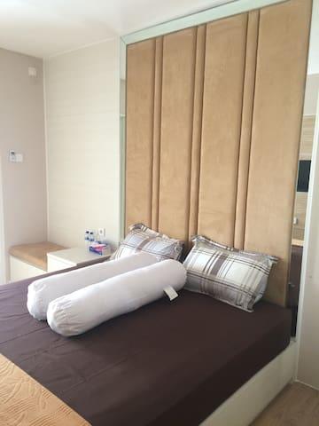 Agustino Studio Apartment - Surabaya - Apartment