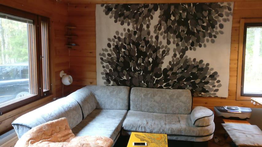 Pekka grandpa's hideaway