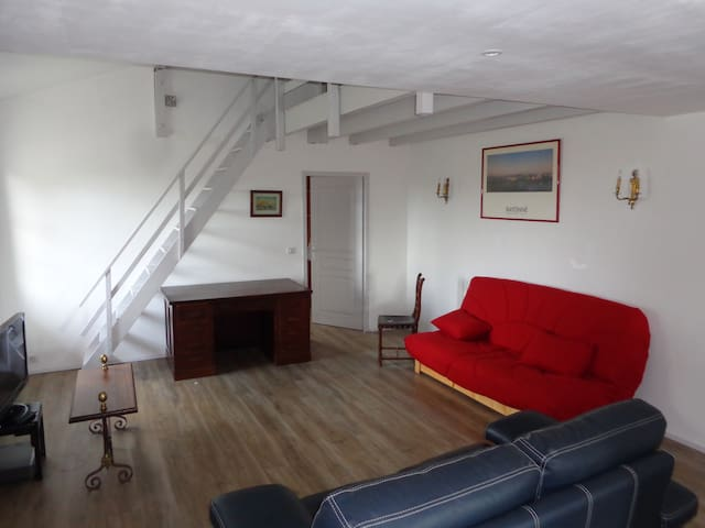 Grand T2 de 55m2 independant - Hasparren - Wohnung