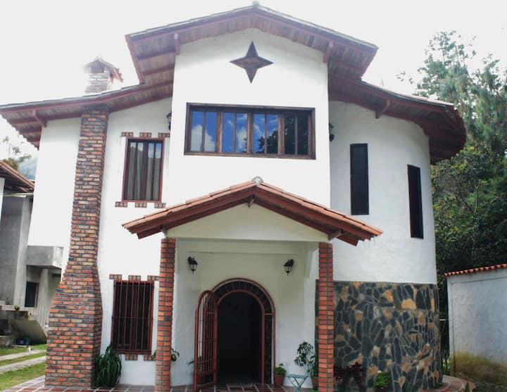 Refugio de Angeles Mérida