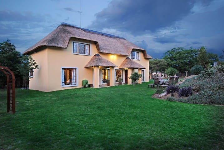 Hoopoe Haven - Bokmakerie Cottage
