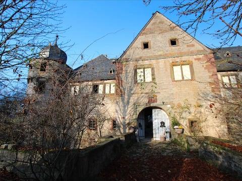 Höllrich Castleでの生活