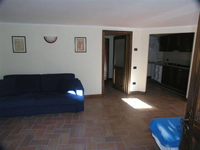 Appartamento in Frazione Suil 2