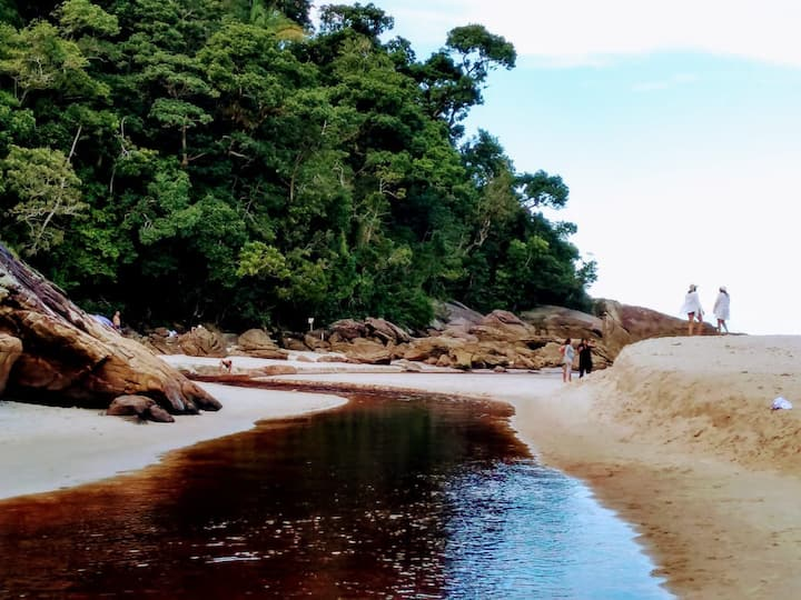 Pousadinha do Felipe3, Praia Juréia, São Sebastião