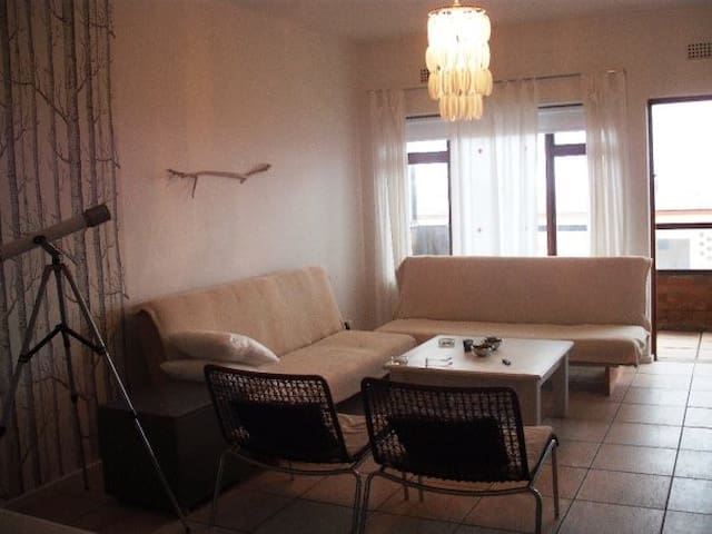 Sea-facing apartment in Ramsgate 2 min from beach. - Margate - Huoneisto