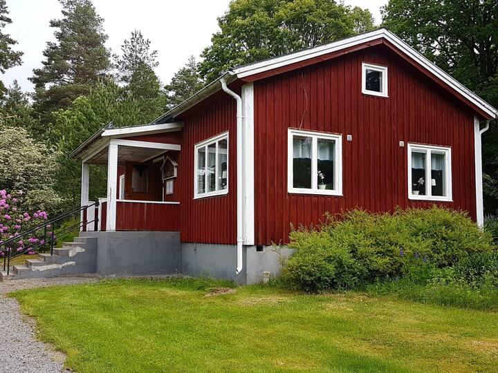 Hus uthyres i natursköna Värmskog