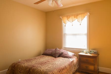 Peaceful, cozy room near Pfeiffer University - Misenheimer