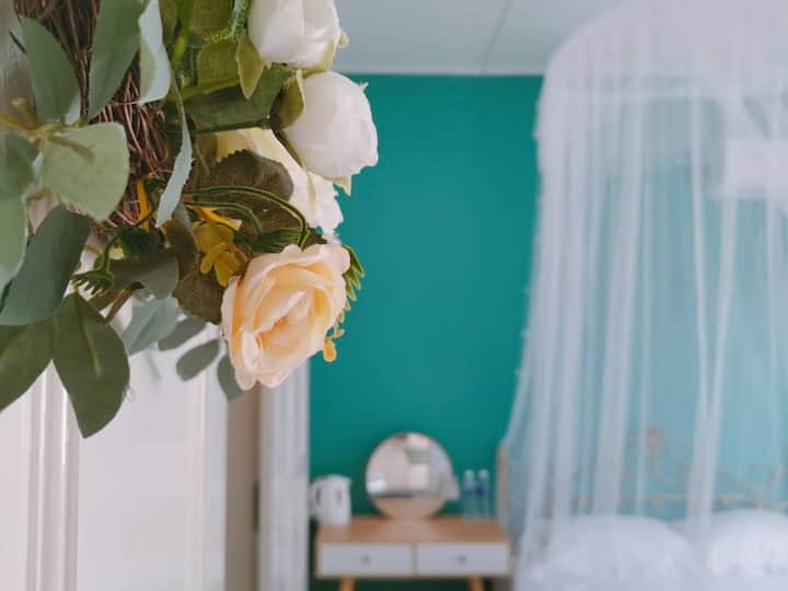 888|仙本那浪漫大床房|海鲜烧烤|私家车接送|花园别墅