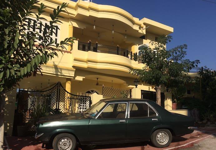 Villa in Udaipur - Udaipur - Bed & Breakfast