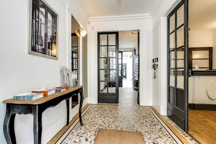 Studio lit simple proche Paris-Annulation Gratuite